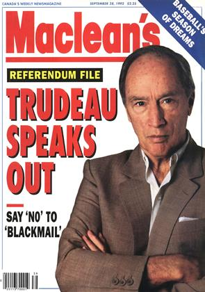 Cover for the September 28 1992 issue
