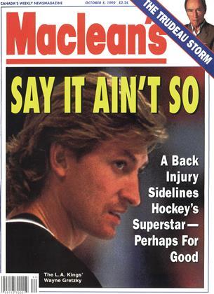 OCTOBER 5, 1992 | Maclean's