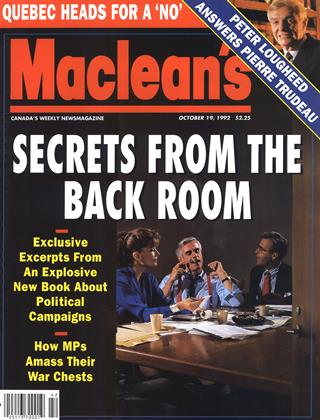 Cover for the October 19 1992 issue