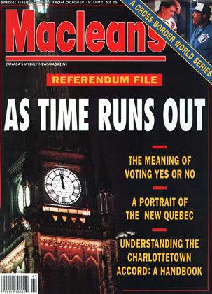 Cover for the October 20 1992 issue