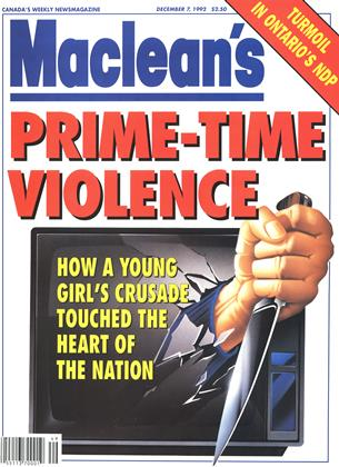 Cover for the December 7 1992 issue