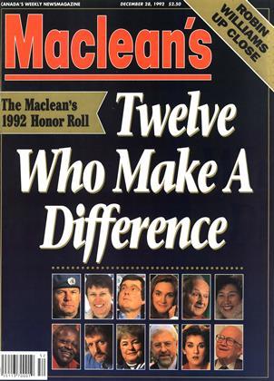 DECEMBER 28, 1992 | Maclean's