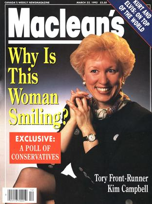 Cover for the March 22 1993 issue