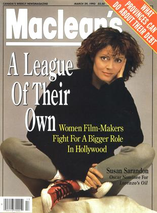 Cover for the March 29 1993 issue