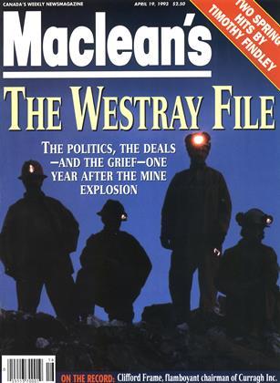 APRIL 19, 1993 | Maclean's