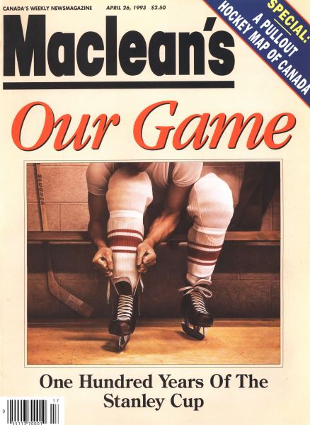 Issue: - April 1993 | Maclean's