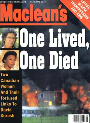 Cover for the May 3 1993 issue