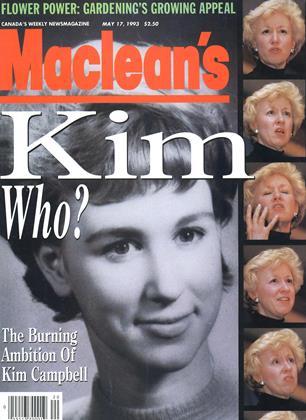 MAY 17, 1993 | Maclean's