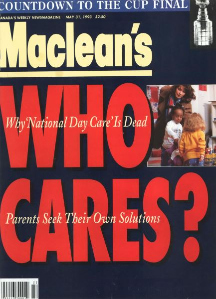 Issue: - May 1993 | Maclean's