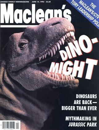 Cover for the June 14 1993 issue