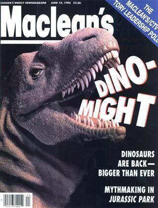 JUNE 14, 1993 | Maclean's