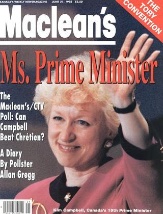 JUNE 21, 1993 | Maclean's