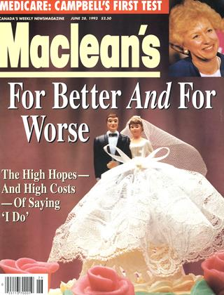 Cover for the June 28 1993 issue