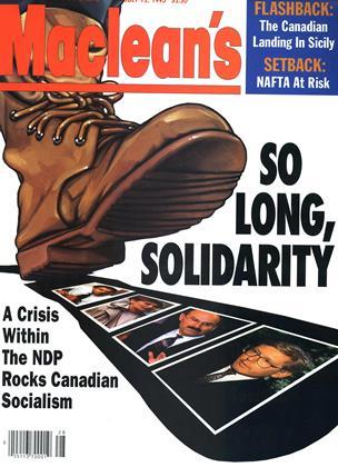JULY 12, 1993 | Maclean's