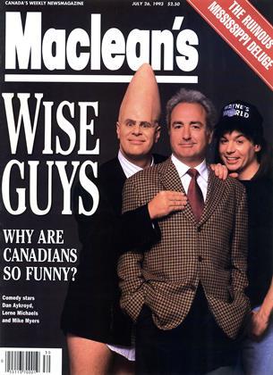 JULY 26, 1993 | Maclean's