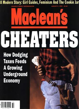 AUGUST 9, 1993 | Maclean's