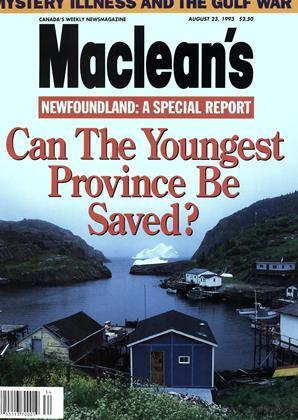 AUGUST 23, 1993 | Maclean's