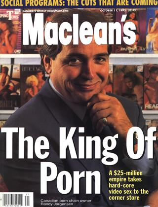 Cover for the October 11 1993 issue