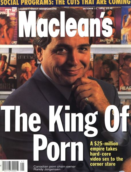 Issue: - October 1993 | Maclean's