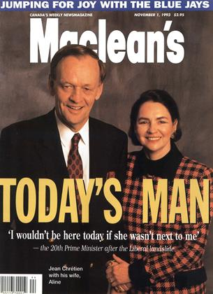 NOVEMBER 1, 1993 | Maclean's