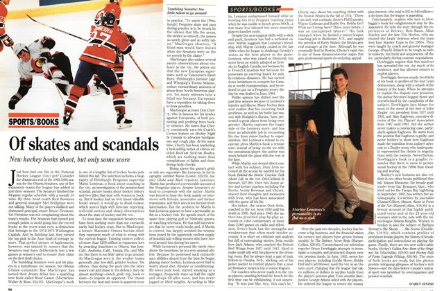 Of skates and scandals