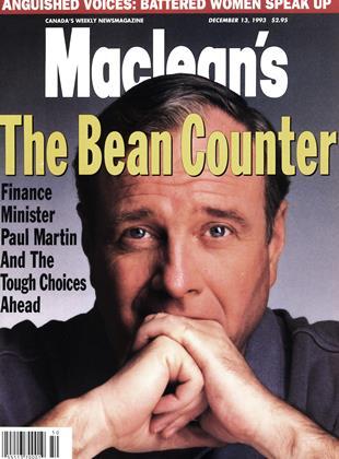 DECEMBER 13, 1993 | Maclean's