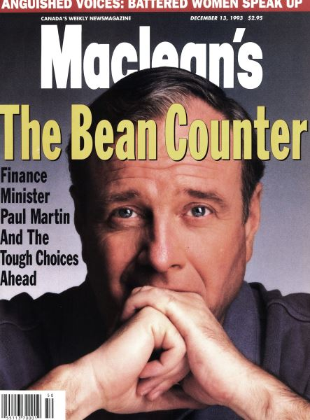 Issue: - December 1993 | Maclean's