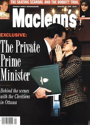 JANUARY 24, 1994 | Maclean's