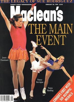 FEBRUARY 28, 1994 | Maclean's