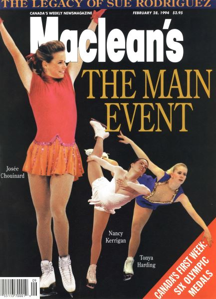 Issue: - February 1994 | Maclean's