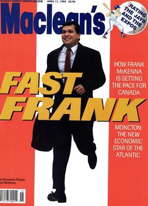 APRIL 11, 1994 | Maclean's