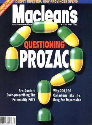 MAY 23, 1994 | Maclean's