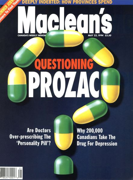 Issue: - May 1994 | Maclean's