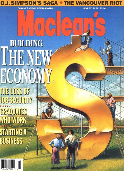 Issue: - June 1994 | Maclean's