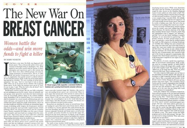 The New War On BREAST CANCER