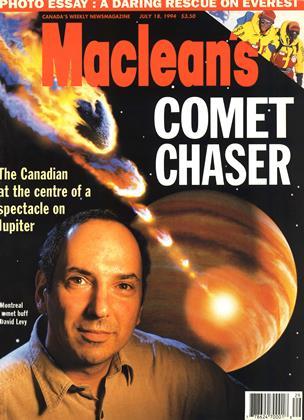 JULY 18, 1994 | Maclean's