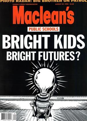 AUGUST 29, 1994 | Maclean's