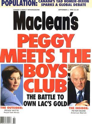 SEPTEMBER 5, 1994 | Maclean's