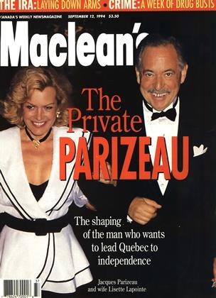 SEPTEMBER 12, 1994 | Maclean's