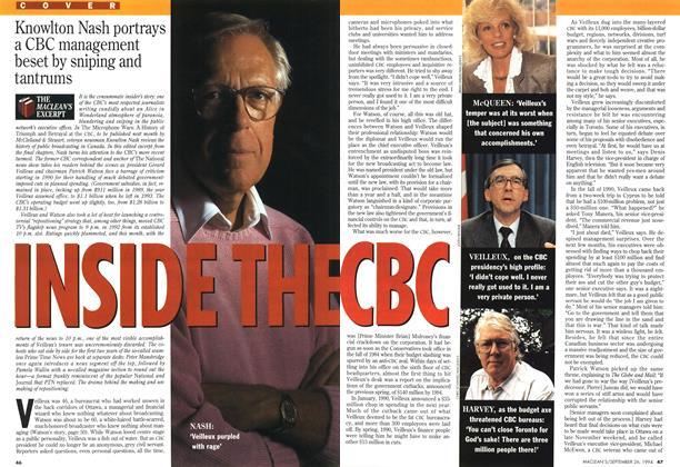 INSIDE THE CBC