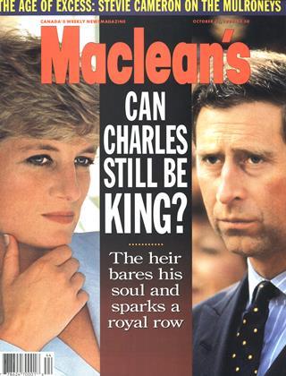 OCTOBER 31, 1994 | Maclean's