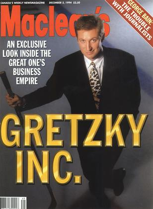 DECEMBER 5, 1994 | Maclean's