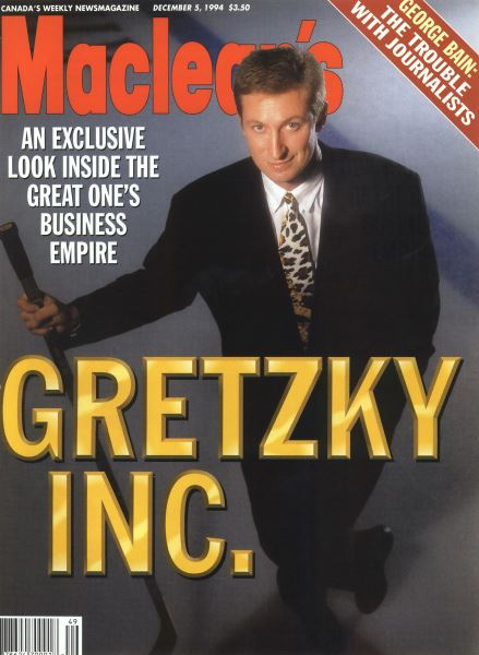 Issue: - December 1994 | Maclean's