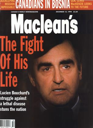 DECEMBER 12, 1994 | Maclean's