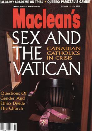 DECEMBER 19, 1994 | Maclean's