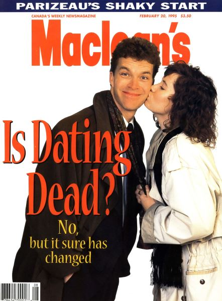 Issue: - February 1995 | Maclean's