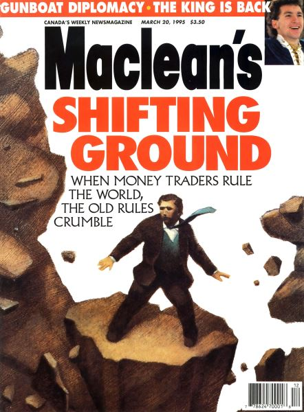Issue: - March 1995 | Maclean's