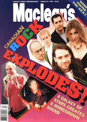 Cover for the March 27 1995 issue