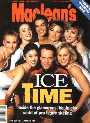 Cover for the April 10 1995 issue