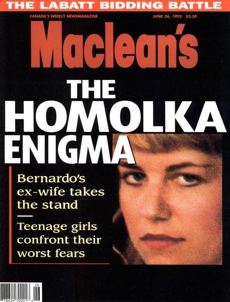 Issue: - June 1995 | Maclean's